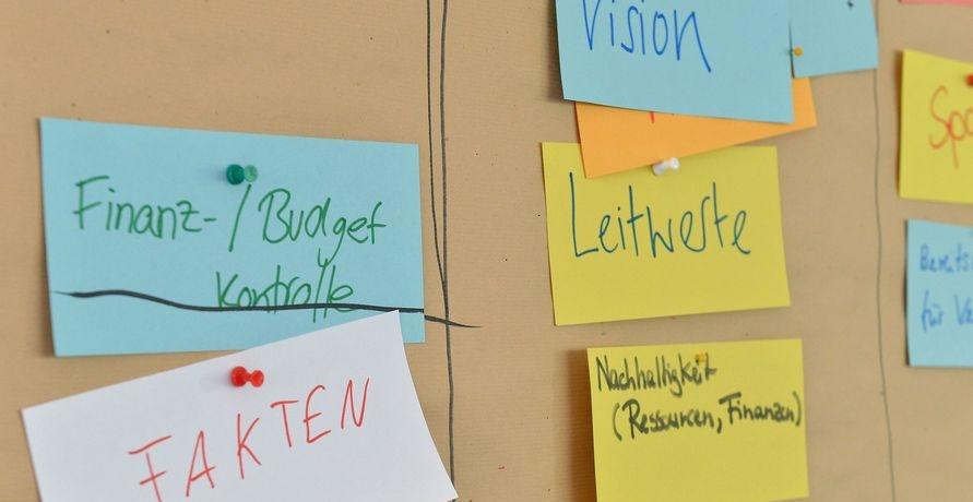Fundraising-Ausbildung: Menschen für Ideen und Visionen begeistern