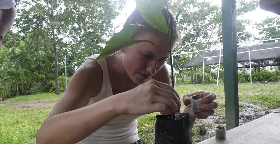 Grüne Karrieristen im Portrait: Nina Rattay von ForestFinance