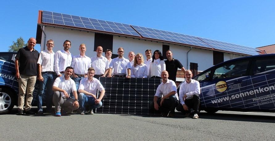 """""""Quereinsteiger mit Spaß an Veränderung"""" in der Solarbranche besonders gefragt"""