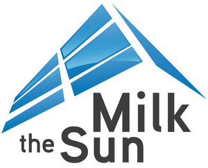 Logo Milk the Sun GmbH
