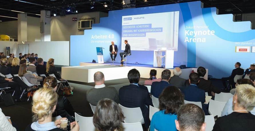 Zukunft Personal 2016 - Europas größte Fachmesse für Personalmanagement