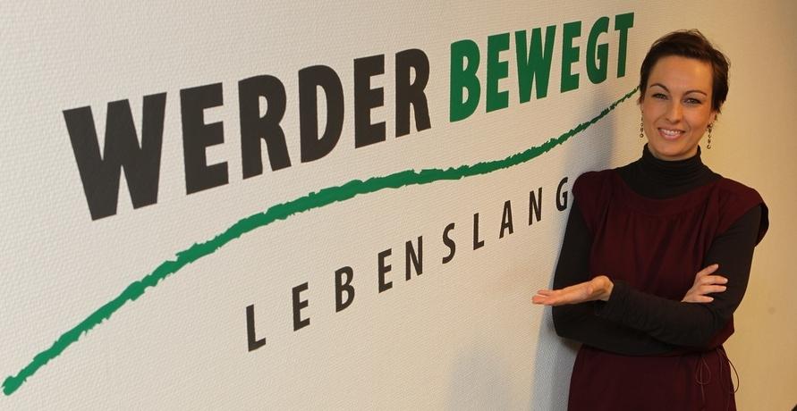 """Wir sprechen beim SV Werder Bremen immer von der """"Werder Familie"""""""