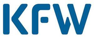 Logo KfW - Kreditanstalt für Wiederaufbau