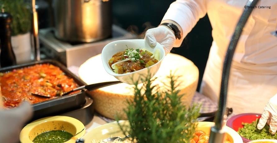Zertifiziert nachhaltiges Catering für jeden Anlass