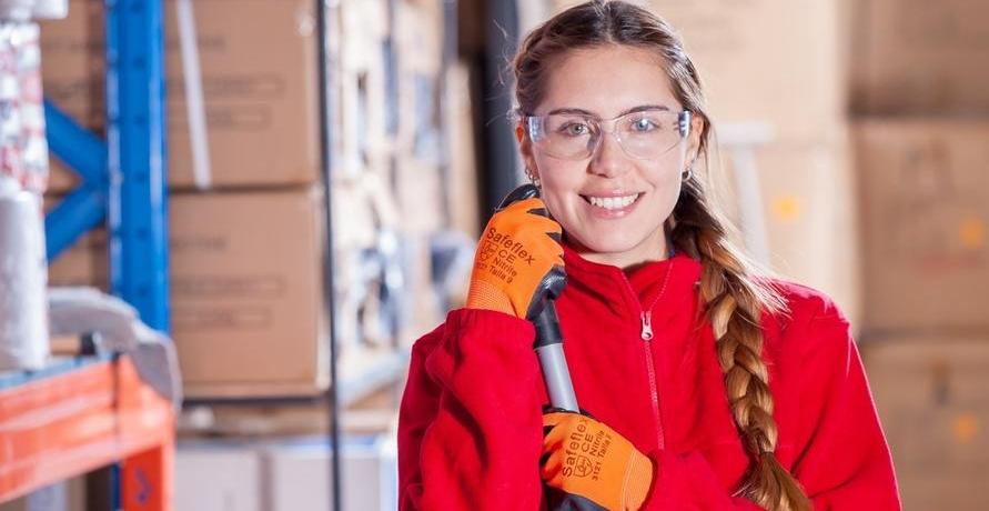 Nachhaltige Arbeitskleidung und Arbeitsausrüstung