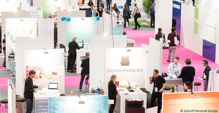 Europas größter HR Startup Hub