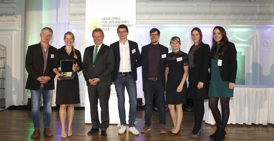 VAUDE gewinnt Umweltpreis für Unternehmen 2018