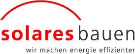 Logo solares bauen GmbH - Ingenieurgesellschaft für Energieplanung