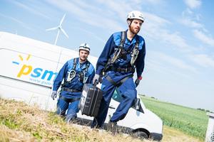 Logo psm Nature Power Service & Management GmbH & Co. KG