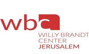 Logo Förderverein Willy-Brandt-Zentrum Jerusalem e.V.