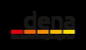 Logo Deutsche-Energie Agentur GmbH (dena)