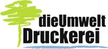 Logo dieUmweltdruckerei GmbH