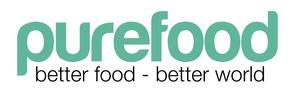 Logo purefood GmbH