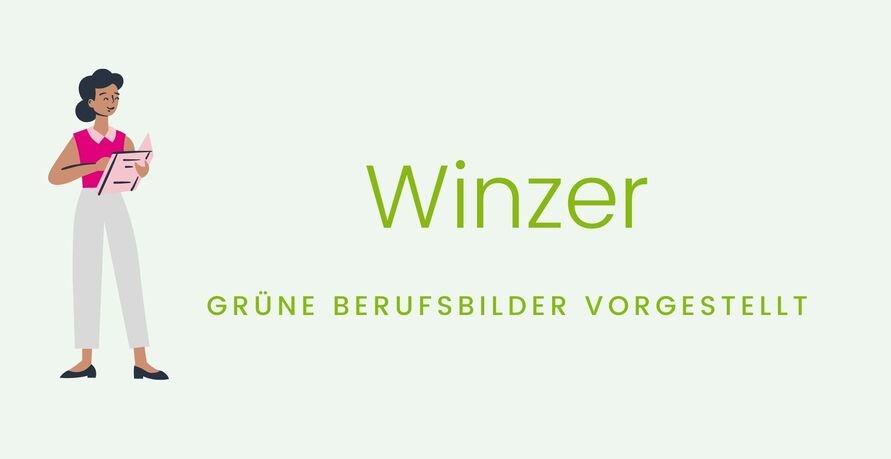 Grüne Berufsfelder vorgestellt: Winzer