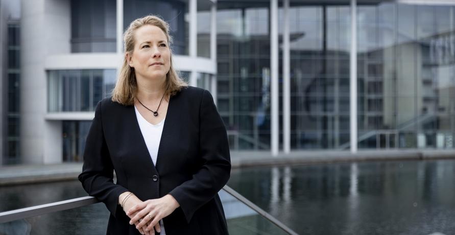 Katharina Reuter macht den Lobbyismus der Zukunft