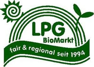 Logo LPG Biomarkt GmbH