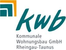 Logo kwb Kommunale Wohnungsbau GmbH Rheingau-Taunus