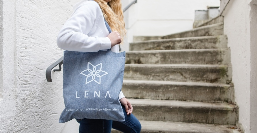 Gestalte dein Leben nachhaltiger mit LENA