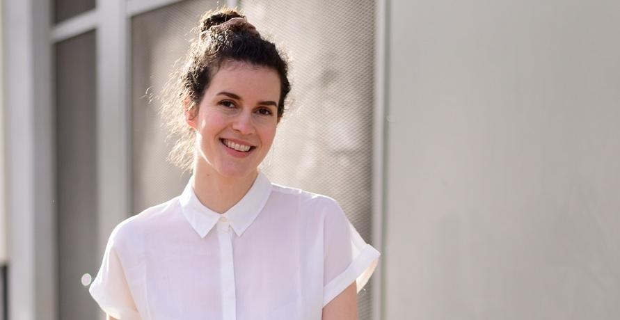 Nachhaltigkeit in den Sozialen Medien – Bloggerin Mia Marjanovic
