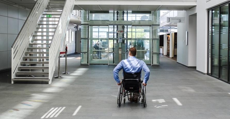 Themenreihe: Arbeiten mit Behinderung