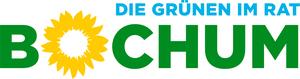 Logo Die Grünen im Rat der Stadt Bochum