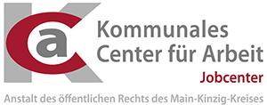 Logo Kommunales Center für Arbeit - Jobcenter