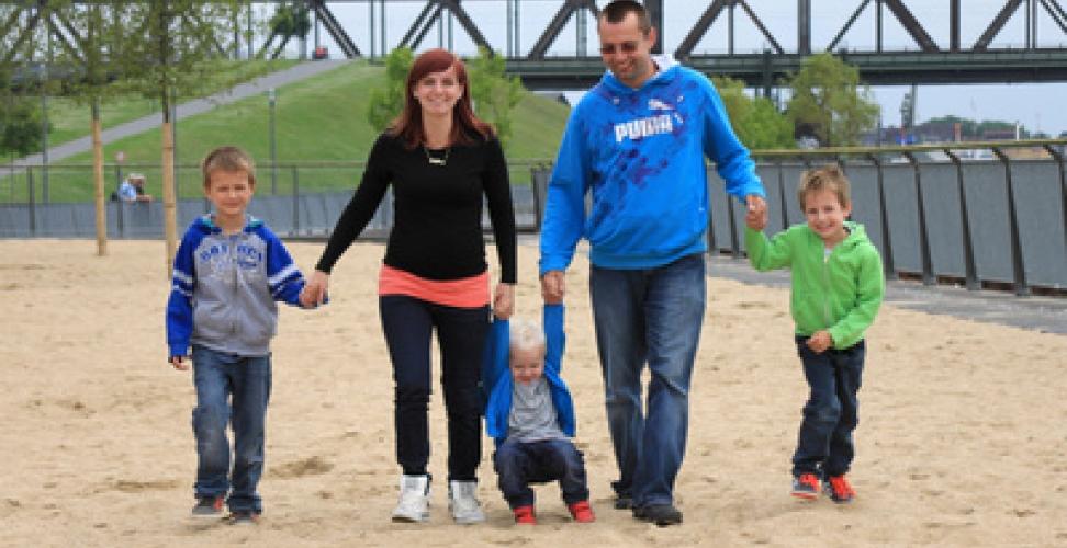 Unternehmen unterstützen Vereinbarkeit von Familie und Beruf