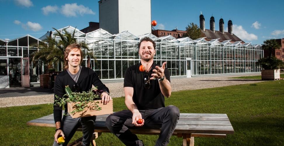 Urban Farming: Schlüsselfertige nachhaltige Farmen für Fischaufzucht und Gemüseanbau in der Stadt