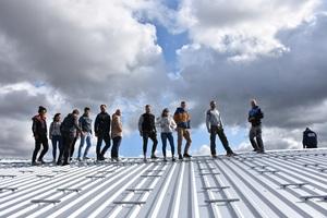 Ein Photovoltaik-Startup, das die globale Energiewende mitgestaltet