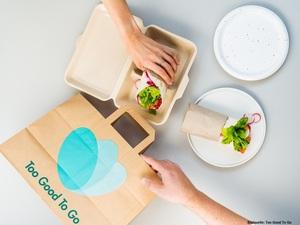 Lebensmittel retten mit Too Good To Go